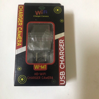 HD wifi USB charger camera
