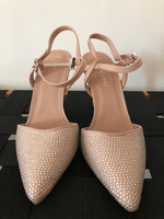 Used Brand new heels New Look Size 38  in Dubai, UAE