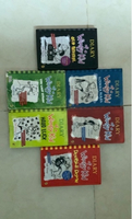 Used Wimpy kid books good condition in Dubai, UAE