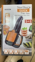 5 in 1 vegetable cutter