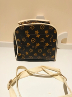 Small bag with strap