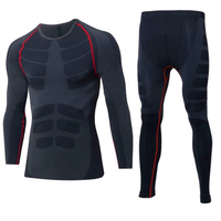 Men sport compression suit quick dry