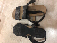 Used Sandals from Naturalizer. Size 38 in Dubai, UAE
