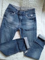Used Bershka ripped jeans in Dubai, UAE