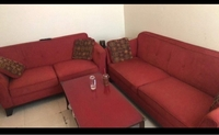 Used Sofa including table ( home r us Brand)  in Dubai, UAE