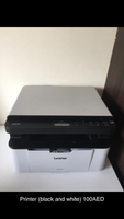 Used Printer for sale (B/W) in Dubai, UAE
