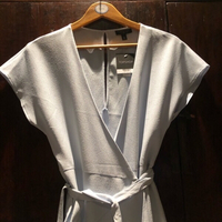 Used Dress from top shop. 8 UK. Label attache in Dubai, UAE