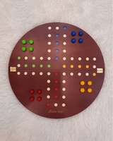 Used Travel chess and ludo board in Dubai, UAE