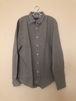 NEW Men's Plaid Long Sleeve Shirt LARGE