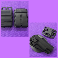Used 2 Sets of Magazine Pouches/ Cover in Dubai, UAE