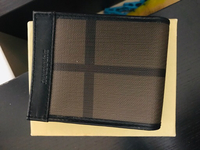 Used Burberry men wallet original NEW in Dubai, UAE