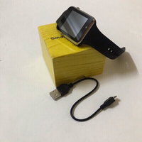 Used HD smart Watch (black) new in Dubai, UAE