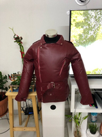 Used Leather Jacket /XL in Dubai, UAE