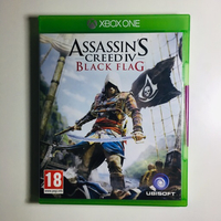 Used Assassin's Creed IV Xbox One Game in Dubai, UAE