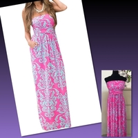 Used Tube Maxi Dress/ Large  in Dubai, UAE