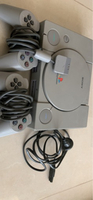 Used Sony PlayStation w/ controllers & games in Dubai, UAE