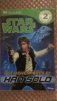 Used Story of Han Solo book for kids in Dubai, UAE