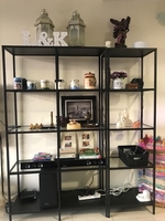 Used Display Shelves in Dubai, UAE