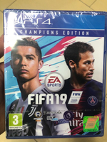 Used PS4 Fifa 19 champins edition in Dubai, UAE