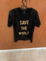 Used Forever21 top black in Dubai, UAE