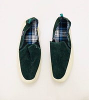 Used Stylish green slip on shoes in Dubai, UAE