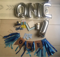 Used First birthday decoration and ballon  in Dubai, UAE