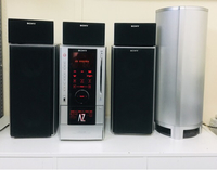 Used SONY Sound System AZ Series Full Set in Dubai, UAE