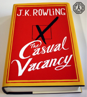 Used The Casual Vacancy by JK Rowling  in Dubai, UAE