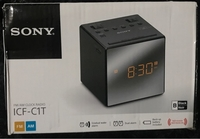 Used Sony fm/ am clock radio x1  in Dubai, UAE