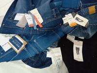 Used STRADIVARIUS Original Jeans on SALE in Dubai, UAE