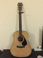 Used Yamaha F130 acoustic guitar  in Dubai, UAE