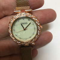 Used Gucci wristwatch first class copy (new) in Dubai, UAE