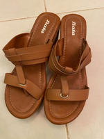 Used Wedges sandal new  in Dubai, UAE