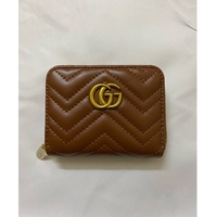 Used Gucci leather wallet  in Dubai, UAE