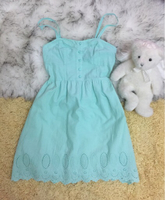 Used Mint Blue Dress  in Dubai, UAE