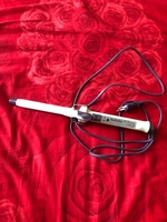 Used Babyliss curling iron never used  in Dubai, UAE