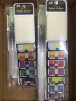 Used Bundle 2pc water color  in Dubai, UAE