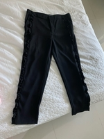Used Zara, black formal pants  in Dubai, UAE