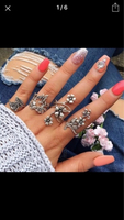 Used Set of rings - new in Dubai, UAE