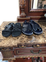 Used ZARA & AEROSOLES Sandal like New in Dubai, UAE