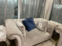 Used 14 seater sofa set with 2 side table and in Dubai, UAE