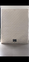 Used Sleep care king size bed&mattress topper in Dubai, UAE