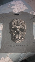 Used Medium sized Philipp Plein T shirt  in Dubai, UAE