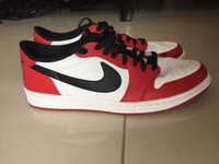 Used Air Jordan 1 Retro Low OG US12 in Dubai, UAE