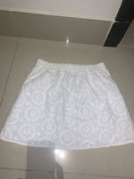 Used White skirt  in Dubai, UAE