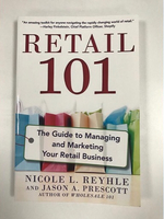 Used Book: Retail 101  in Dubai, UAE