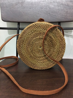 Used Rattan bag in Dubai, UAE
