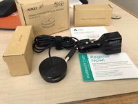Used AUKEY  wireless car audio receiver in Dubai, UAE
