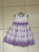 Used Girls party dress 2y in Dubai, UAE