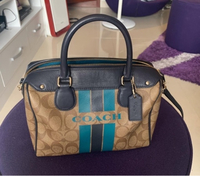 Used Authentic coach bag 400 fixed price in Dubai, UAE